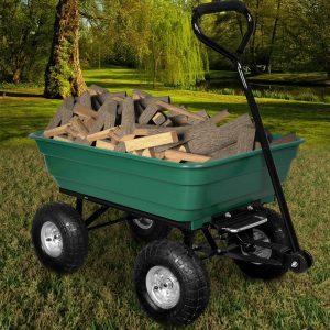 test brouette chariot jardin deuba