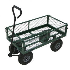 comparatif brouette chariot jardin polyvalent