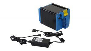 comparatif brouette électrique batterie