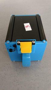 test brouette électrique e-powerbarrow