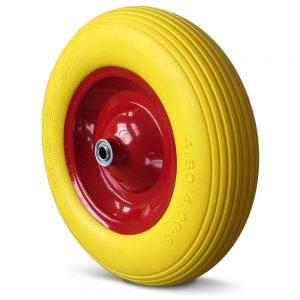 test brouette roue deuba