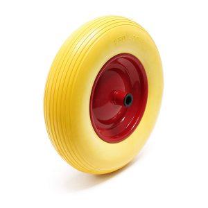 test brouette roue wiltec